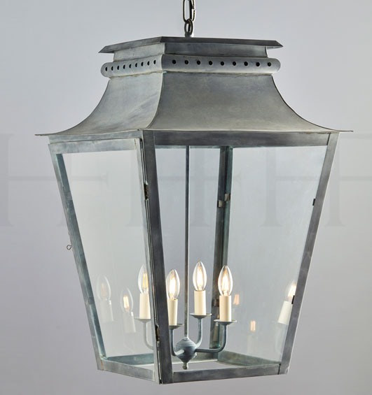 Hector Finch Zeus Hanging Lantern Extra Large Ceiling